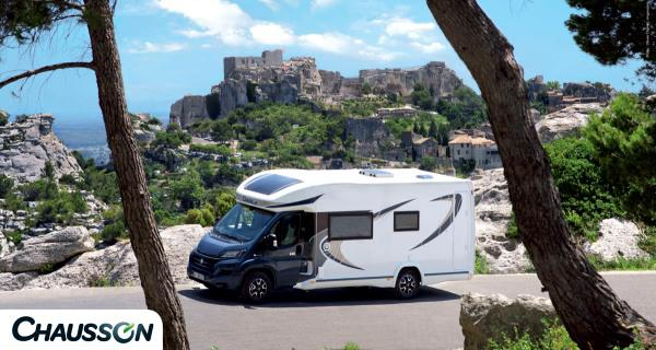 camping cars chausson une marque du groupe trigano. Black Bedroom Furniture Sets. Home Design Ideas